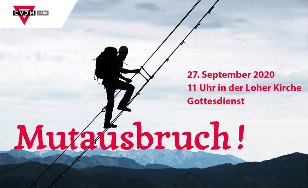 CVJM-Fest Mutausbruch